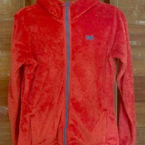 Helly Hansen minke fleece zip up hoodie/jacket